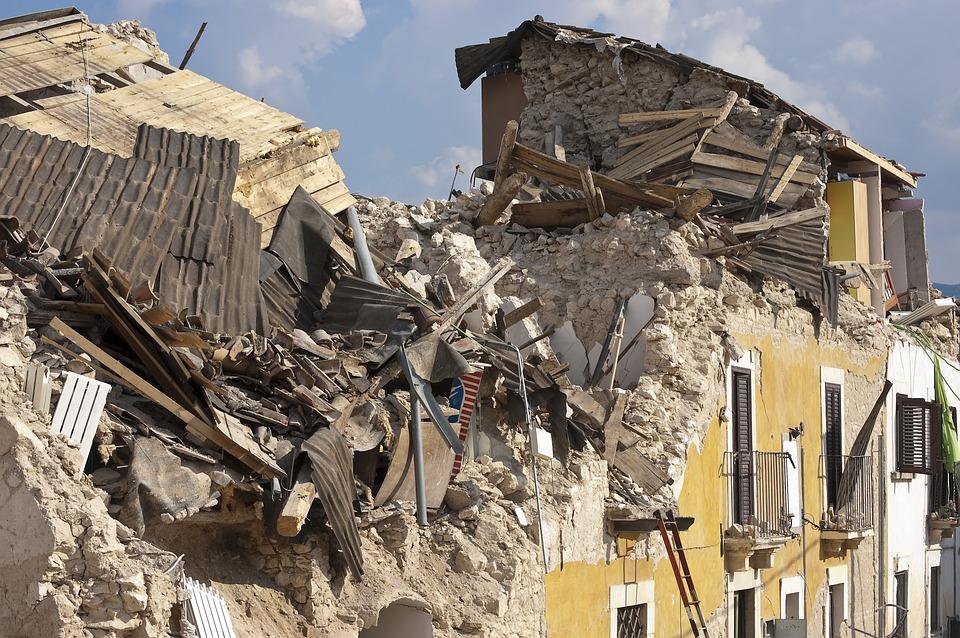 火災や地震に対する不動産投資の2つのリスクヘッジ
